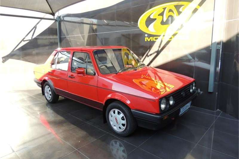 1992 VW Fox