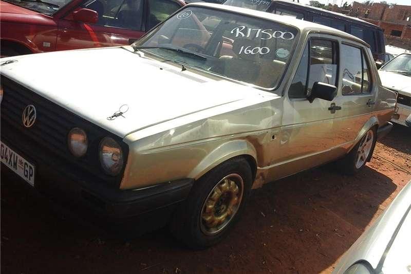 VW Fox 1986