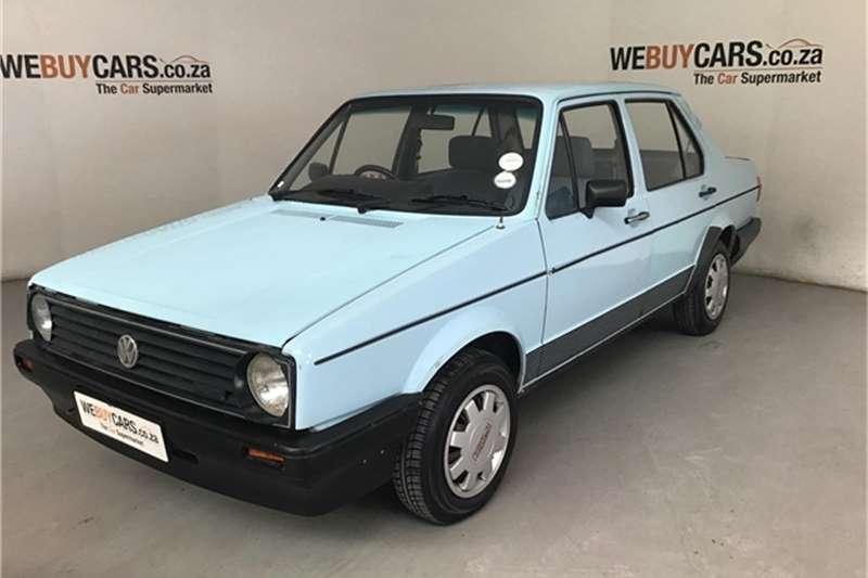 VW Fox 1989