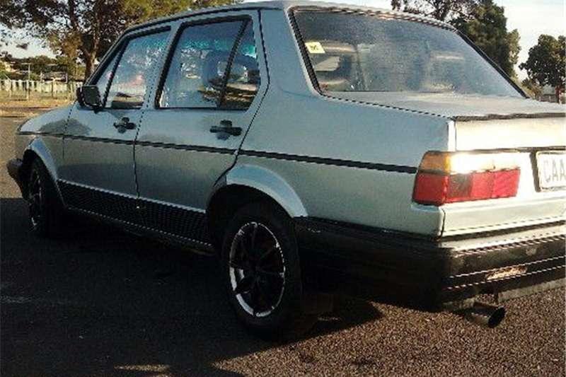 VW Fox 1992