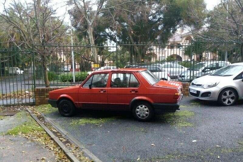 VW Fox 1993