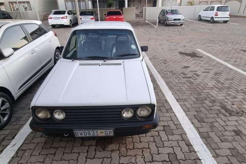 Used 1996 VW Fox