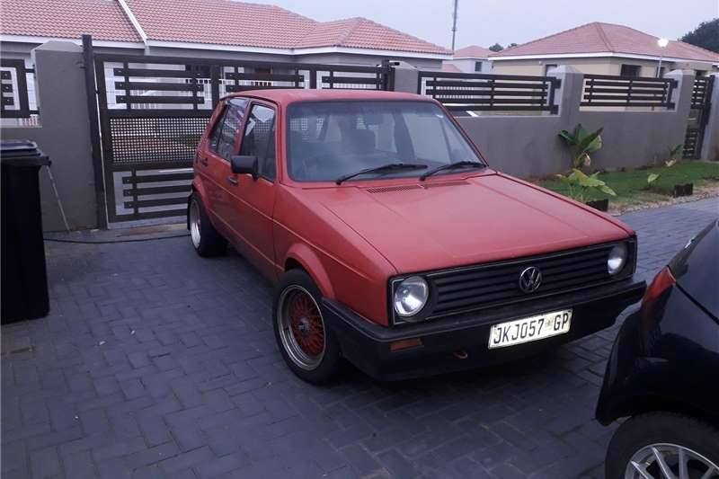 VW Golf 1.0TSI Comfortline 1992