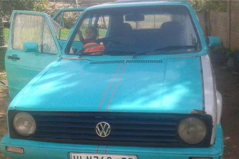 VW Golf 1.0TSI Comfortline 1995