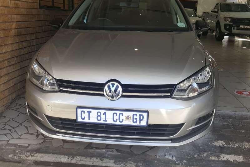 VW Golf 1.0TSI Comfortline 2013