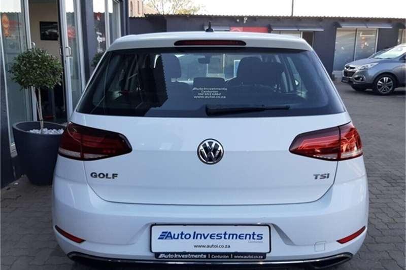 Used 2017 VW Golf 1.0TSI Comfortline