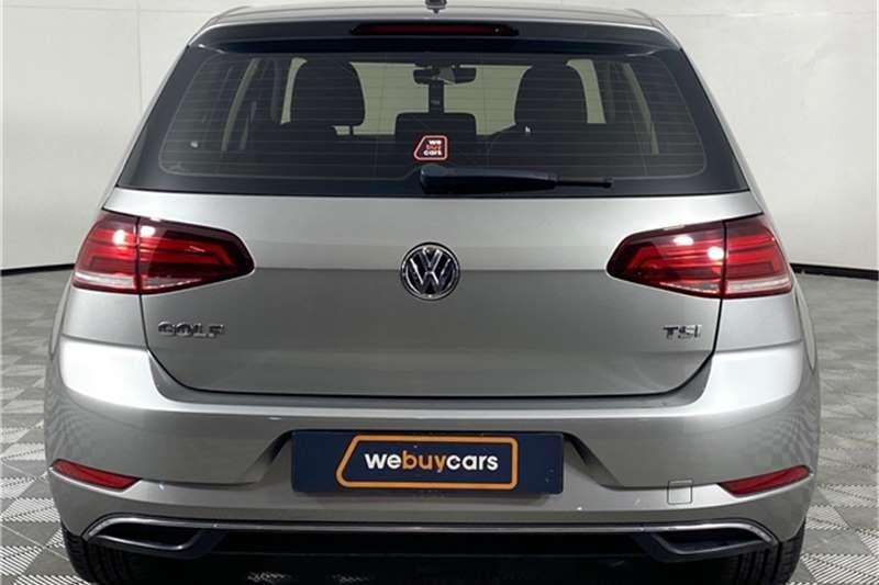 2018 VW Golf Golf 1.0TSI Comfortline