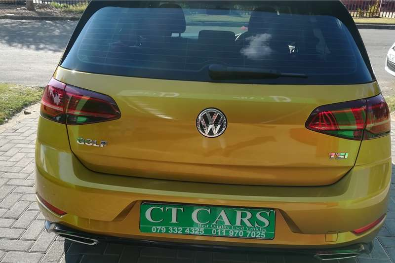 Used 2017 VW Golf 1.0TSI Comfortline R Line