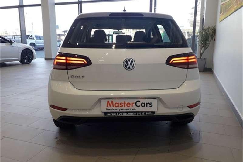 VW Golf 1.0TSI Trendline 2019