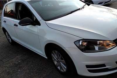 VW Golf 1.2TSI Trendline 2014