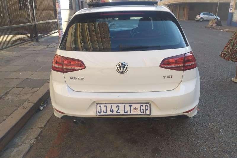 Used 2015 VW Golf 1.2TSI Trendline