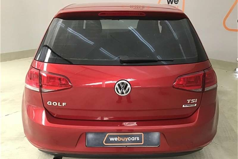 VW Golf 1.2TSI Trendline 2015