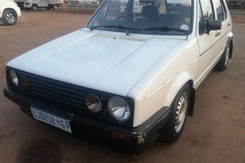 VW Golf 1.3L 4 Speed Manual 1991