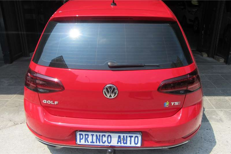 VW Golf 1.4 TSI 2017