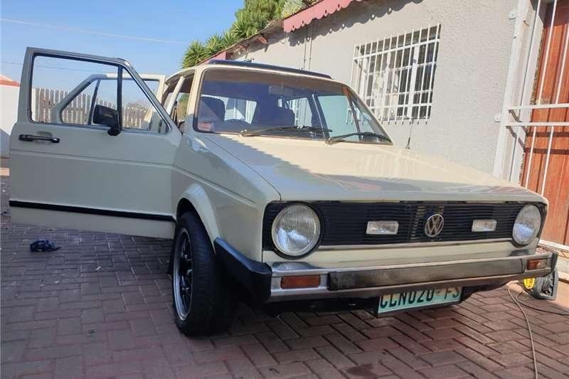 VW Golf 1.4TSI Comfortline 1982