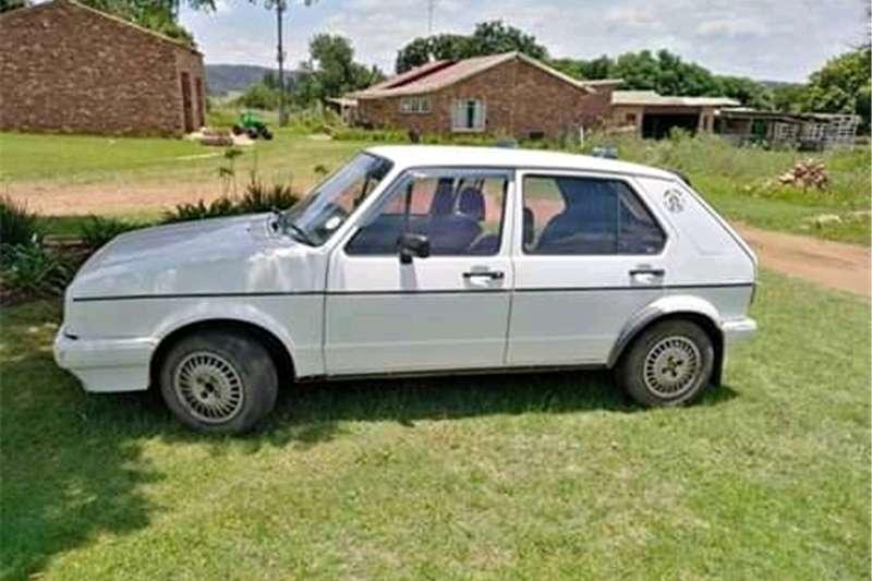 VW Golf 1.4TSI Comfortline 1995