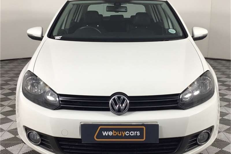 2012 VW Golf Golf 1.4TSI Comfortline