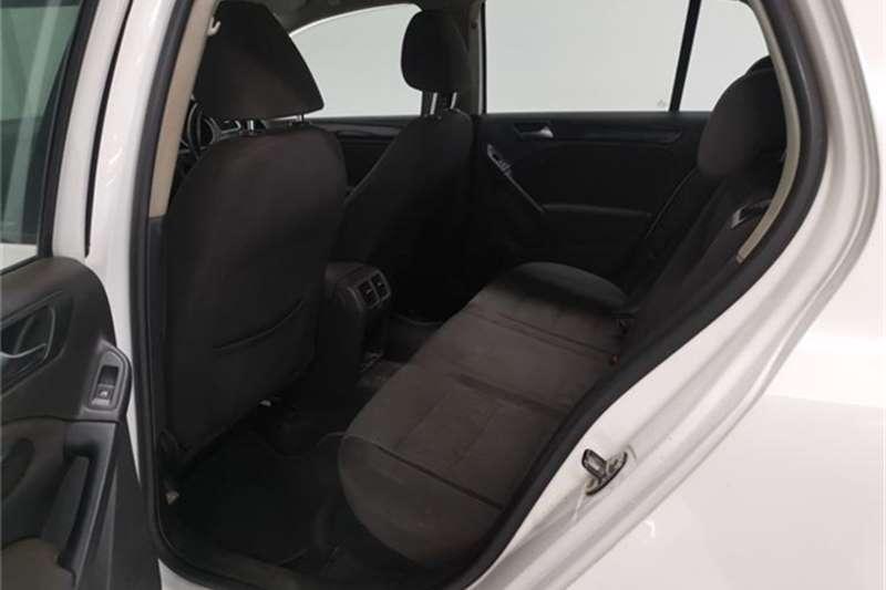 Used 2012 VW Golf 1.4TSI Comfortline