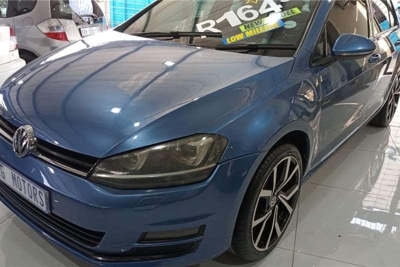 2013 VW Golf Golf 1.4TSI Comfortline