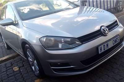 Used 2014 VW Golf 1.4TSI Comfortline