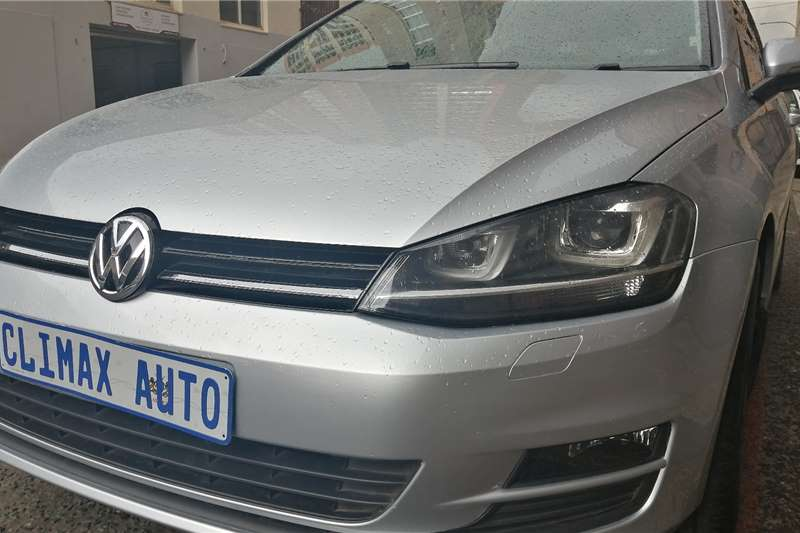 VW Golf 1.4TSI Comfortline 2015