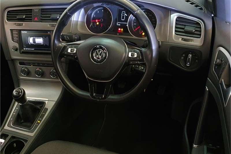 2016 VW Golf Golf 1.4TSI Comfortline