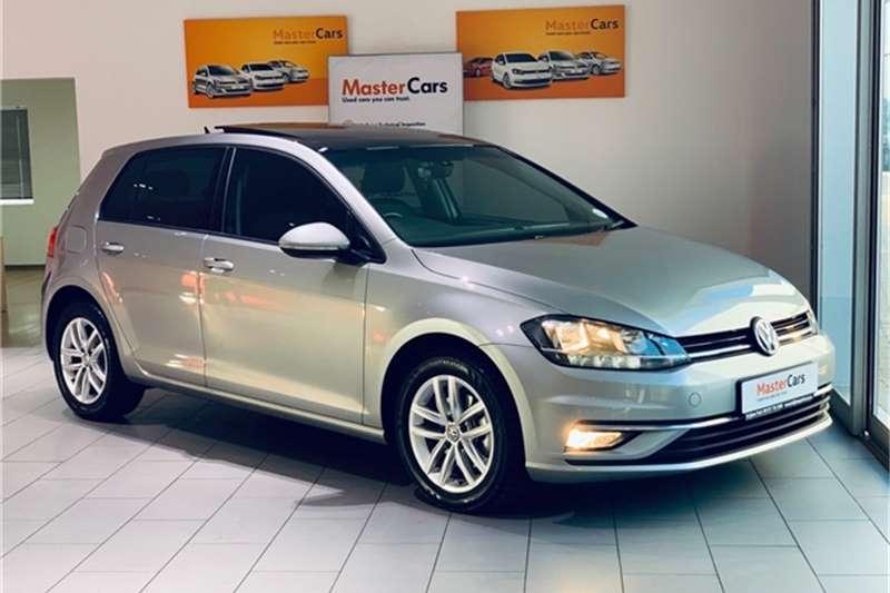 VW Golf 1.4TSI Comfortline 2018