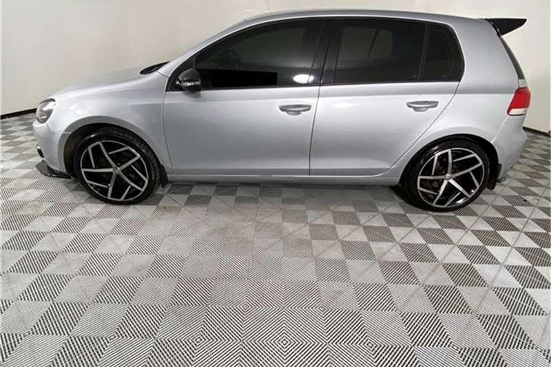 2012 VW Golf Golf 1.4TSI Comfortline auto