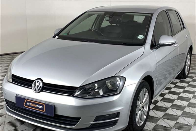 2013 VW Golf Golf 1.4TSI Comfortline auto