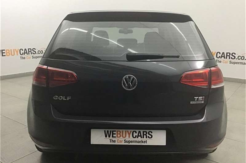 VW Golf 1.4TSI Comfortline auto 2014