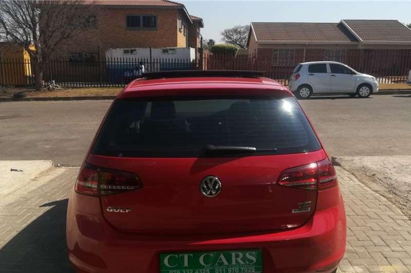 Used 2015 VW Golf 1.4TSI Comfortline auto