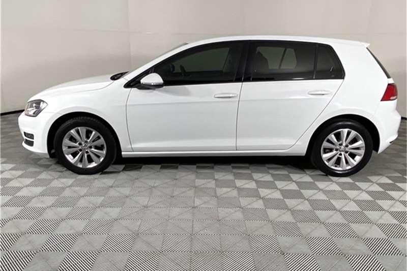 2015 VW Golf Golf 1.4TSI Comfortline auto