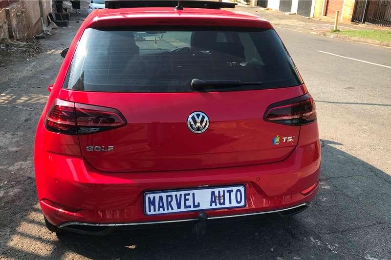 VW Golf 1.4TSI Comfortline auto 2017