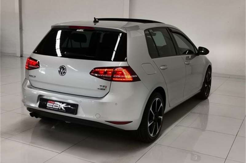 Used 2017 VW Golf 1.4TSI Comfortline auto