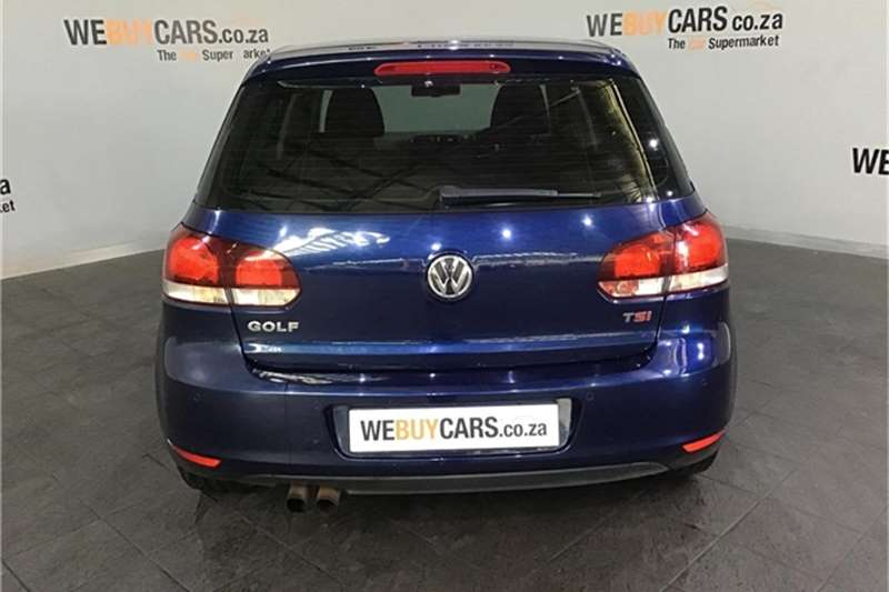 VW Golf 1.4TSI Highline 2010