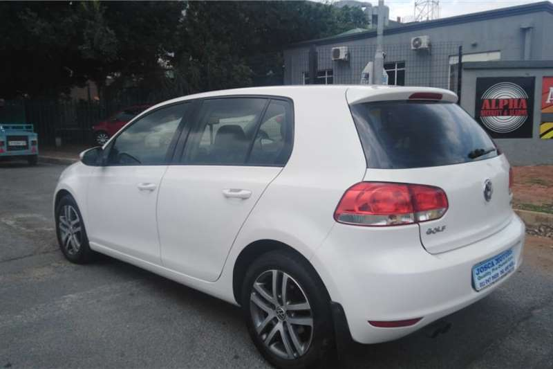 VW Golf 1.4TSI Highline 2012