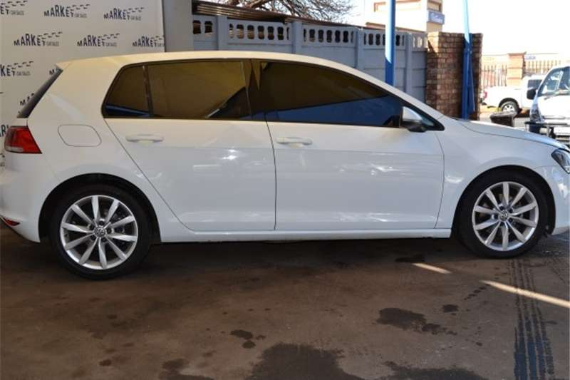 VW Golf 1.4TSI Highline 2013
