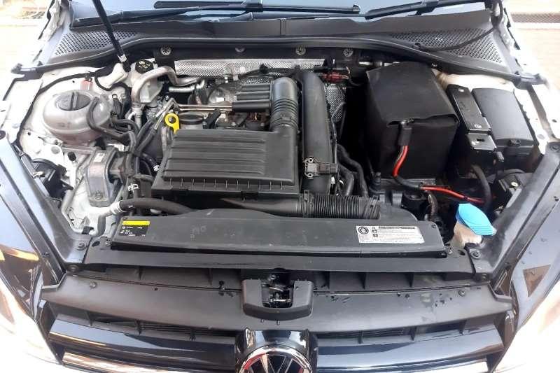Used 2015 VW Golf 1.4TSI Highline