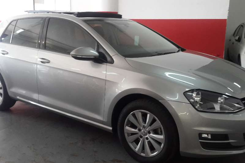 VW Golf 1.4TSI Highline 2016