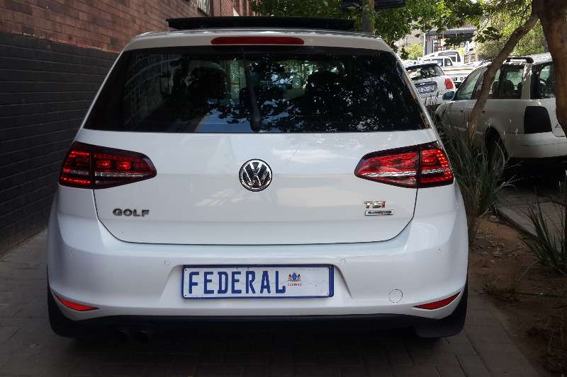 Used 2016 VW Golf 1.4TSI Highline