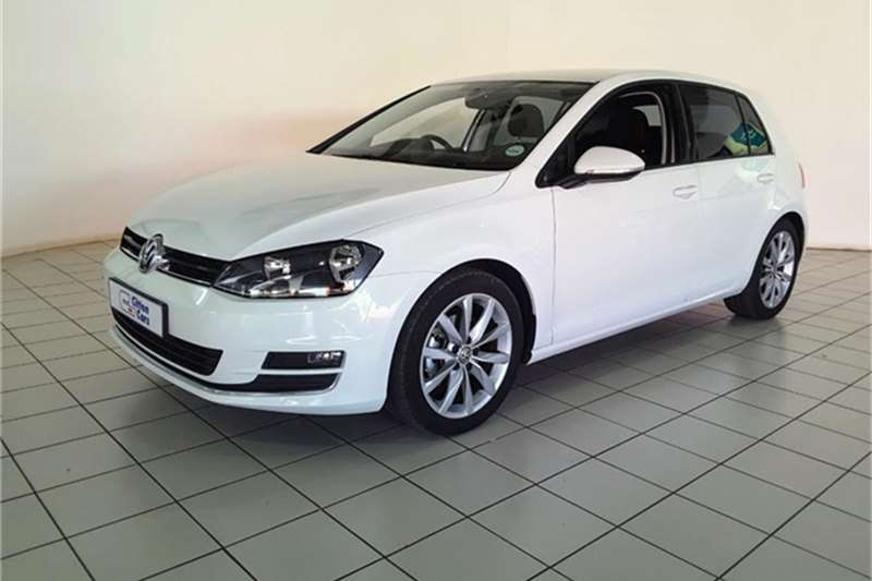 VW Golf 1.4TSI Highline 2017