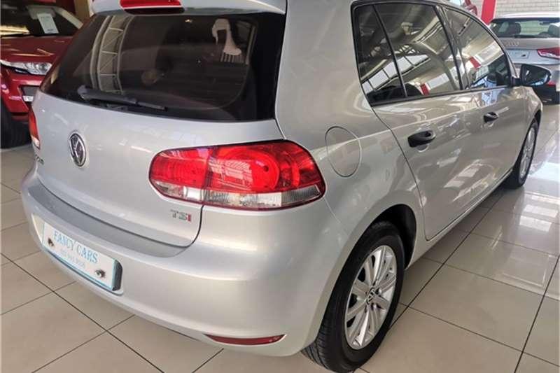 VW Golf 1.4TSI Trendline 2010