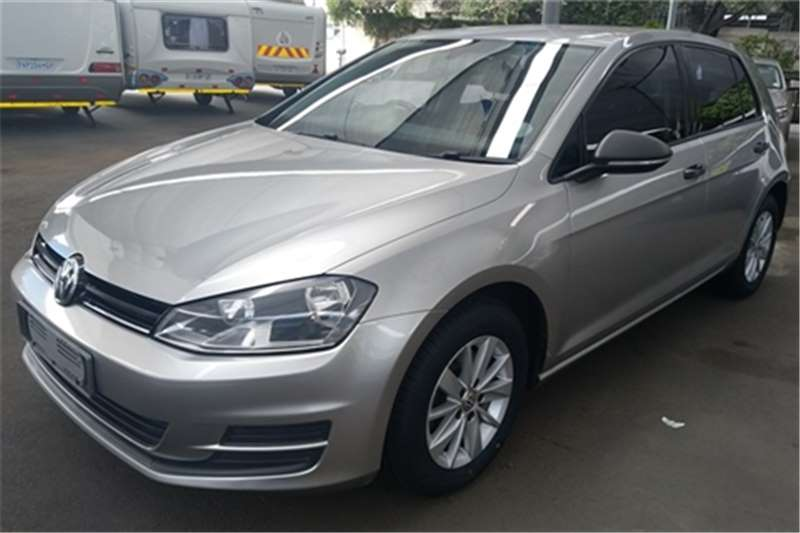 VW Golf 1.4TSI Trendline 2013