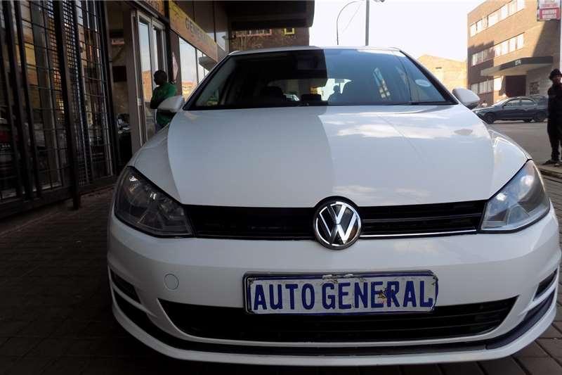 VW Golf 1.4TSI Trendline 2014