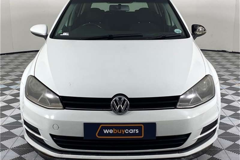 2014 VW Golf Golf 1.4TSI Trendline