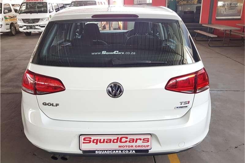 VW Golf 1.4TSI Trendline 2015