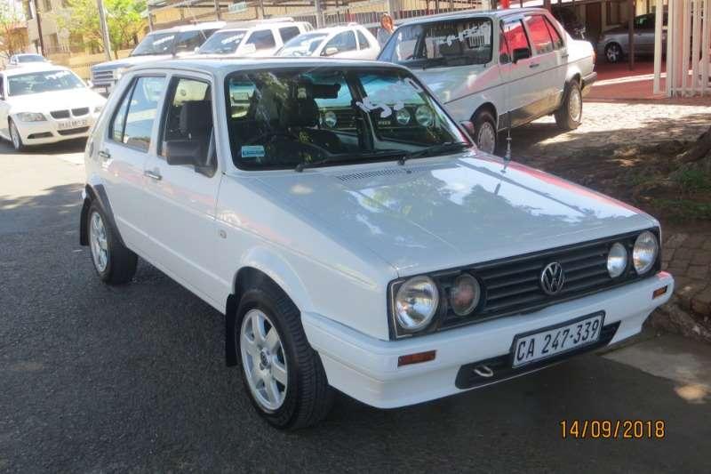 VW Golf 1.6 2008