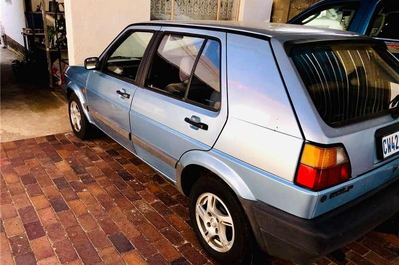 VW Golf 1.6 Comfortline 1992