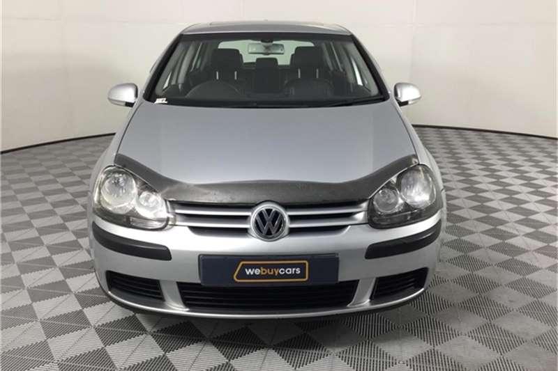 VW Golf 1.6 Comfortline 2005