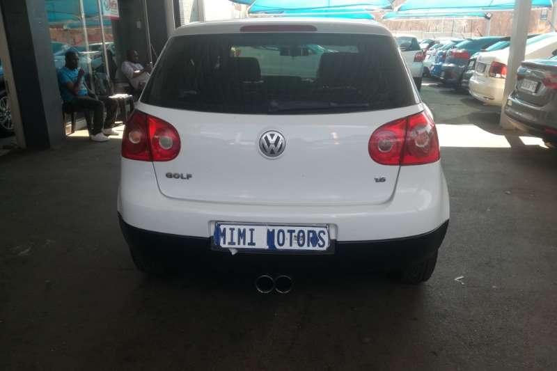 VW Golf 1.6 Comfortline 2008